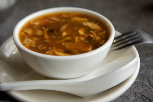 21. Hot and Sour Soup - delivery menu