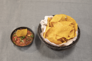 Salsa and Chips - delivery menu