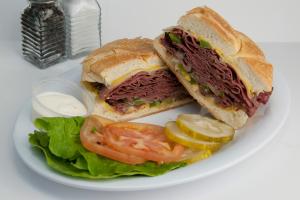 Pastrami Sandwich - delivery menu