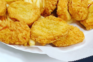 55. Six Piece Chicken Nuggets Only - delivery menu
