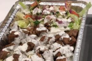 Lamb Gyro Salad - delivery menu