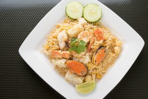 44. Seafood Fried Rice - delivery menu