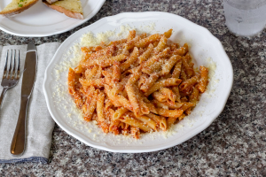 Pasta with Marinara - delivery menu