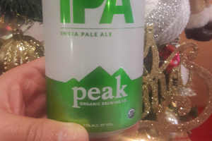 IPA Peak - delivery menu