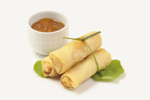 Vegetable Spring Roll - delivery menu