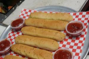 Breadsticks - delivery menu