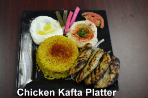 Chicken Kafta - delivery menu
