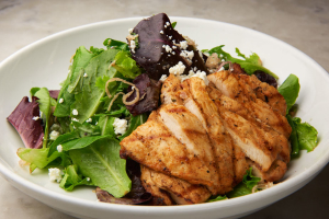 Bistro Salad and Chicken - delivery menu