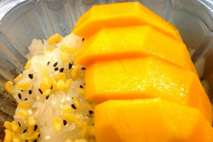 Mango Sticky Rice - delivery menu