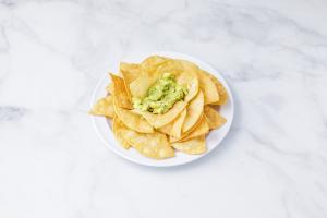 Guacamoley Nachos - delivery menu