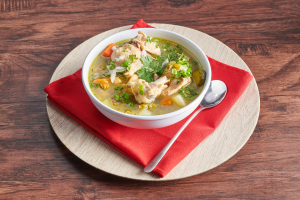 Chicken Soup - delivery menu