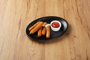 5 Piece Mozzarella Sticks - delivery menu