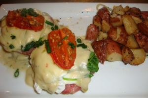Tryst Benedict - delivery menu