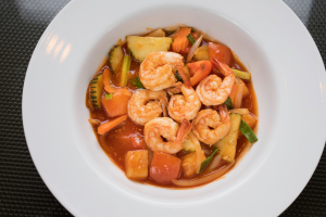 13. Sweet and Sour Lunch - delivery menu