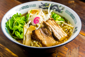 Chicken Soy Ramen - delivery menu