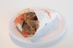 Gyro Pita Sandwich - delivery menu