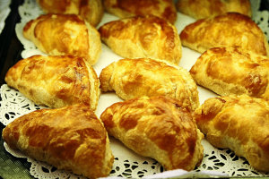 Chicken Puff Pastry - delivery menu
