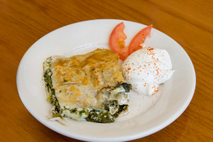 Spanakopita - delivery menu