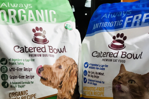 Catered Bowl DOG/CAT FOOD - delivery menu