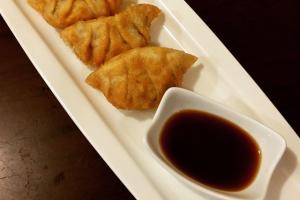 4 Pieces Homemade Mandoo - delivery menu