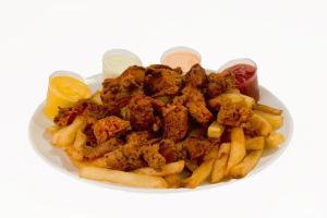 16. Choripapa - delivery menu