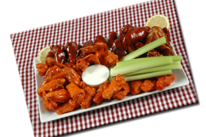 Buffalo Thunder Wings - delivery menu