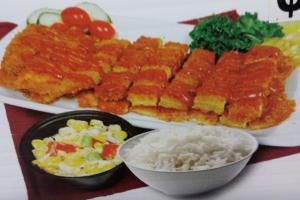 2. Chicken Katsu - delivery menu