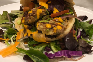 Chicken Adana (spicy) - delivery menu