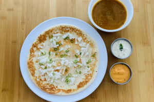 Onion Utthappam - delivery menu