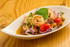 5-Herb Shrimp Salad - delivery menu