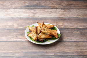 Spinach and Feta Triangles - delivery menu