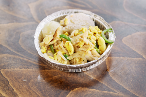 Ackee and Saltfish - delivery menu