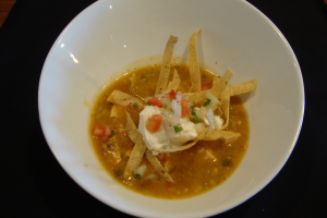 Free Range Chicken Tortilla Soup Lunch - delivery menu