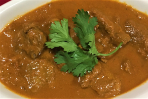 BEEF CURRY - delivery menu