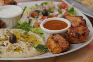 Chicken Shish Kebab - delivery menu