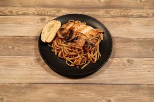 Chicken Marsala - delivery menu