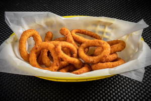 Breaded Onion Rings - delivery menu