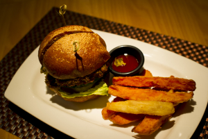 C1. Go Zen Burger - delivery menu