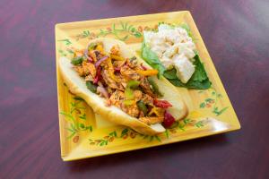 Chicken Fajita Panini - delivery menu