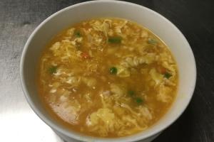 23. Chicken Corn Soup - delivery menu