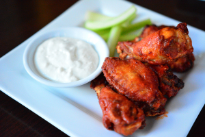 Buffalo Chicken Wings - delivery menu