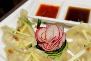 Steamed Dumpling - delivery menu