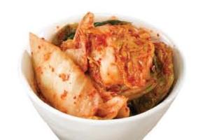 Kimchi - delivery menu