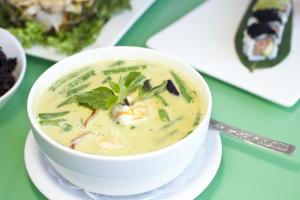 E2. Green Curry Kaeng Keiw Warn - delivery menu