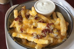 Skillet Cheese Fries - delivery menu