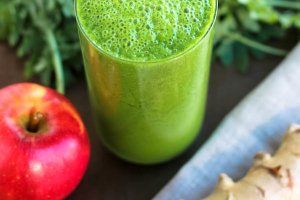 1.Columbus Green - Kale, Spinach, Cucumber, Apple, Lemon and Ginger. - delivery menu