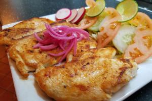 Pechuga a la Plancha - delivery menu