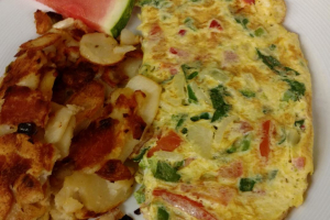 Pleasantville Omelet - delivery menu