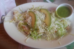 Chicken Flautas - delivery menu