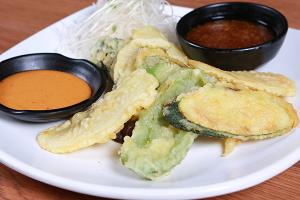 Mixed Vegetable Tempura - delivery menu